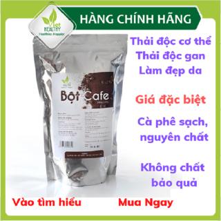Bột cà phê nguyên chất Enema Viet Healthy 1kg - Coffee enema- cafe enema có tác dụng làm đẹp da, thải độc đại tràng, gan, bảo vệ sức khỏe, chống viêm, làm săn chắc thành đại tràng, cầm máu- Viethealthy thumbnail