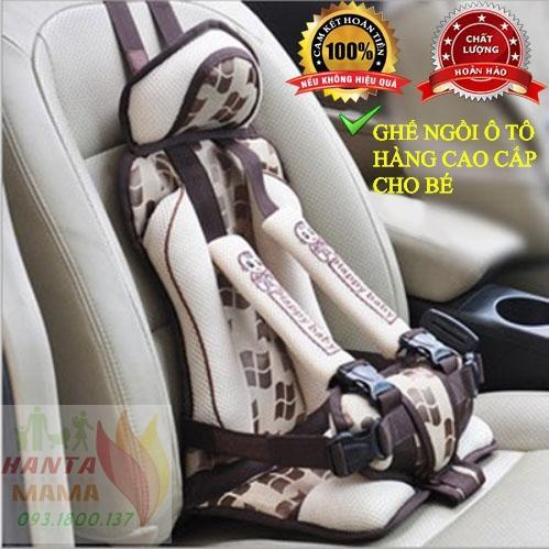 Offer tại Lazada cho [SẴN HÀNG HCM] Ghế Ngồi ô Tô Cho Bé Hàng Cao Cấp - Ghế Ngồi Phụ ô Tô Em Bé Bảo Vệ An Toàn Cho Bé Từ 9 Tháng - 7 Tuổi (dưới 25kg)