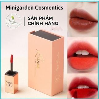 Son Môi Mini Garden Roses Matte Lipstick Siêu Lì 24h thumbnail
