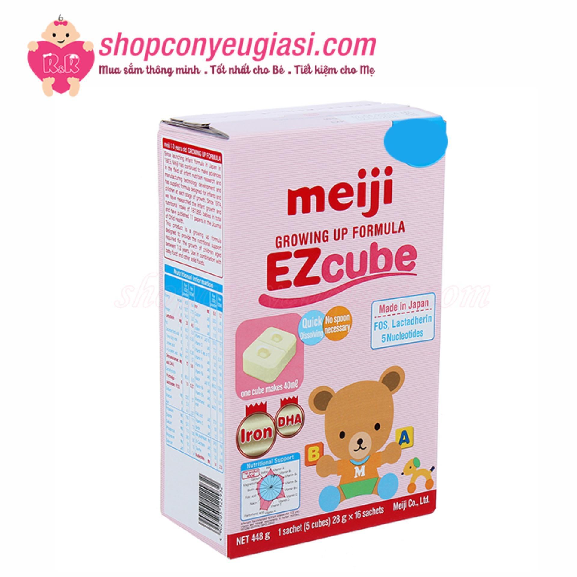 Sữa Meiji Số 9 Dạng Thanh Nhật Bản 448g -...