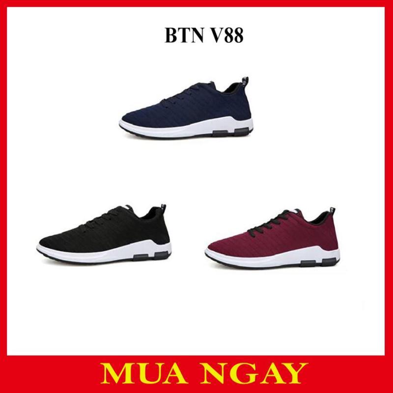 Giày Thể Thao Vải Xước Sành Điệu Cho Nam V88