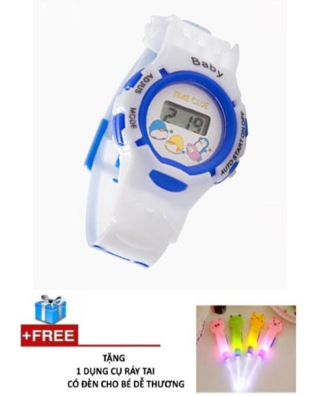 Nơi bán Đồng hồ Led , đồng hồ điện tử thông minh cho trẻ em, hàng như hình 100%, mẫu Hot 2019 + Tặng ráy tai đèn siêu sáng