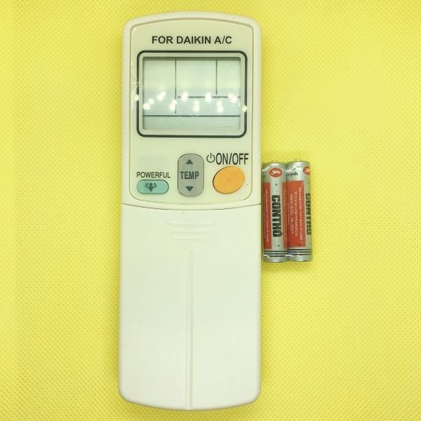 Điều khiển điều hoà Remote máy lạnh DAIKIN Đa Năng Loại 1 Chiều