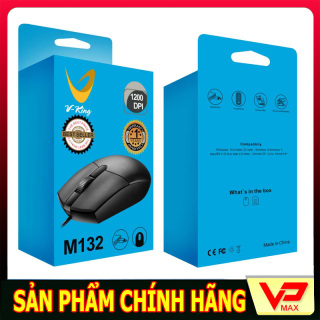 Chuột chơi game VKing M132 gaming dùng cho laptop máy tính - VPMAX thumbnail