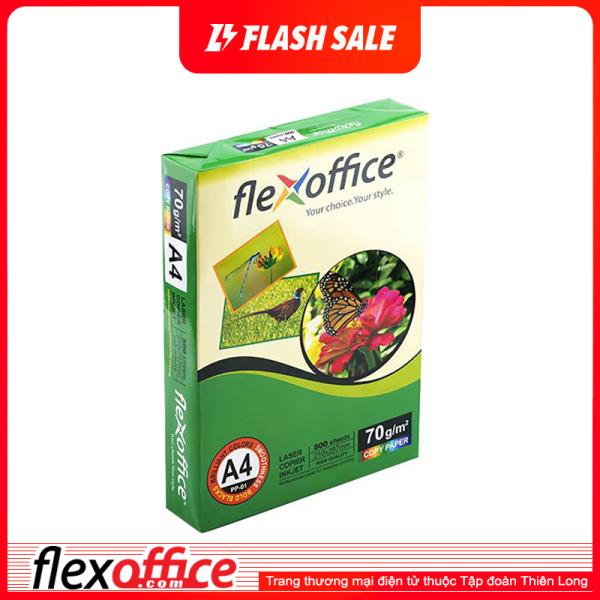 Mua Giấy Flexoffice A4/70 PP-01 (500 tờ/ream)