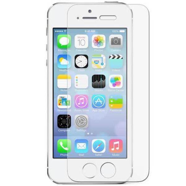 Miếng dán kính cường lực 2.5D dành cho Iphone 5/5S/5C (Trong suốt)