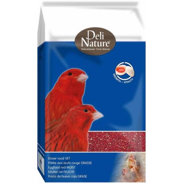 [ Hàng Nhập Khẩu 100% ] Cám Trứng ( Lên màu Đỏ ) Dinh Dưỡng Cao Cấp Deli cho chim Yến Hót ( 110.000đ / 500g )