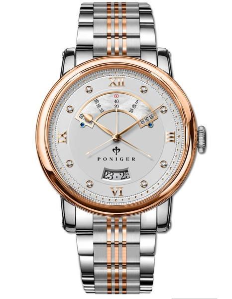 Đồng hồ nam Poniger P16.015-3