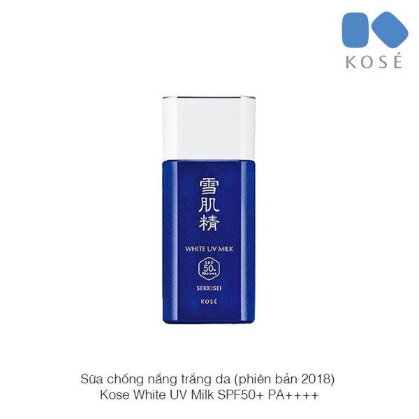 Kem Chống Nắng Kose Sekkisei White UV Milk - 60 gram