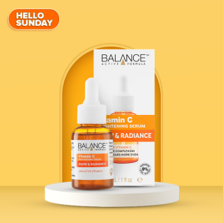 Serum Làm Sáng Da Balance Active Formula Vitamin C Brightening 30ml thumbnail