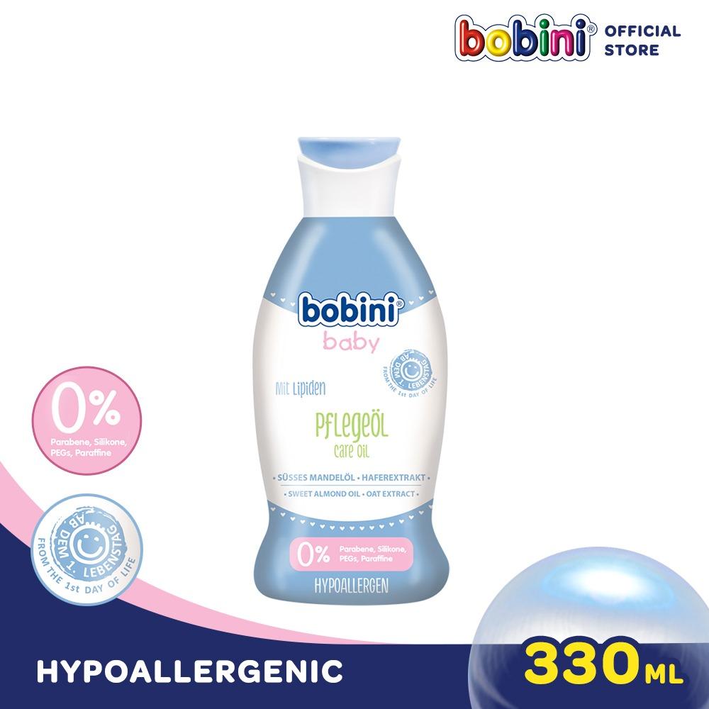 [Mua 2 Giảm 5%] Dầu Gội Và Tắm Dưỡng Thể Cho Trẻ Sơ Sinh Và Trẻ Nhỏ Bobini Hypoallergenic Shampoo & Bath Lotion 330ml Giá Quá Tốt Phải Mua Ngay