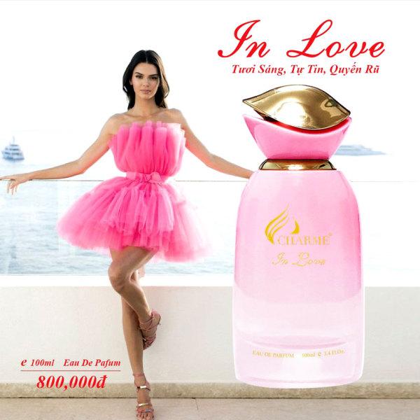 Nước hoa nữ Charme In Love 100ml