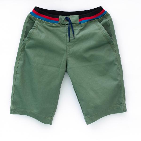 [Video Thật] Quần Short nam co giãn, Quần short lưng thun, Quần Short kaki nam (có quần short big size cho body 85 -120 kg) Nam Minh NM-T02