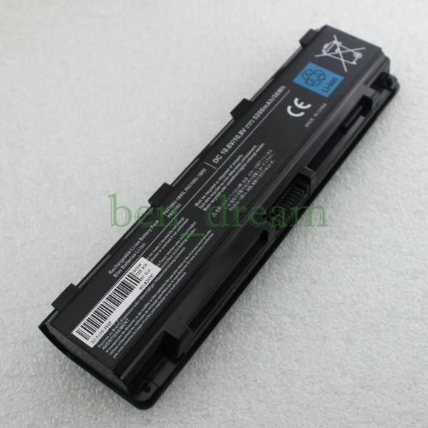 [Nhập ELMAR31 giảm 10% tối đa 200k đơn từ 99k]Pin laptop Toshiba Satellite C40-A C50-A C50D-A Pabas260 Pa5110U-1BrsC40 C45 C50Pa5026Pa5024M840 sản phẩm tốt có độ bền cao cam kết sản phẩm nhận được như hình