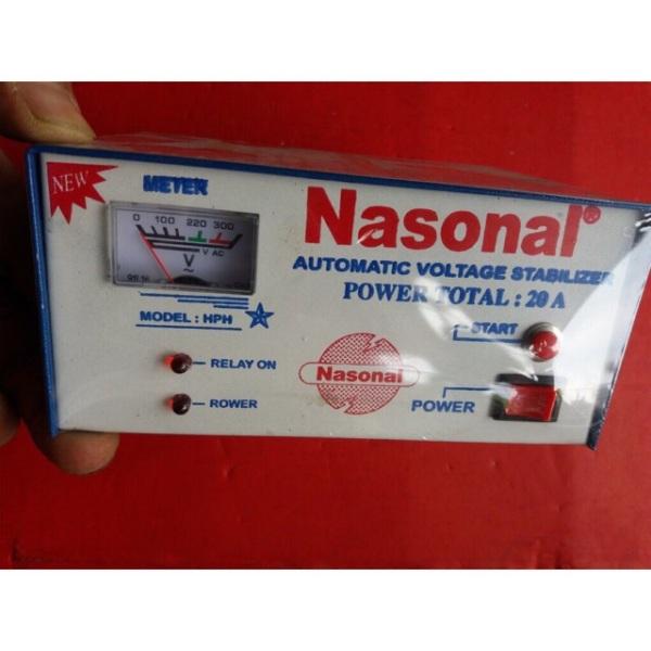 Ổn áp (Relay) Bảo Vệ Tủ Lạnh NASONAL