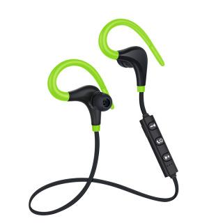 Tai nghe Bluetooth S10A thể thao chống nước cao cấp. Tai nghe không dây thay thế cho tai nghe S8, S9 tặng kèm dây sạc 25k, màu giao ngẫu nhiên-UNITED STORE thumbnail