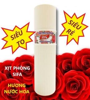 (DEAL HỦY DIỆT) Chai Nước Hoa Xịt Phòng Hương Nước Hoa Pháp 220ml - mùi hương dịu nhẹ cho cảm giác thoải mái, sang trọng thumbnail