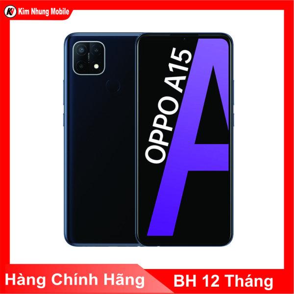 Điện Thoại Oppo A15 32GB Ram 3GB - Hàng Chính Hãng
