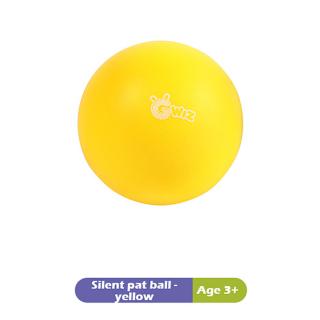 em bé im lặng sân chơi bóng trẻ em chơi bóng đồ chơi Mềm mại đàn hồi giải nén Hiện vật không làm tổn thương sàn nhà thumbnail