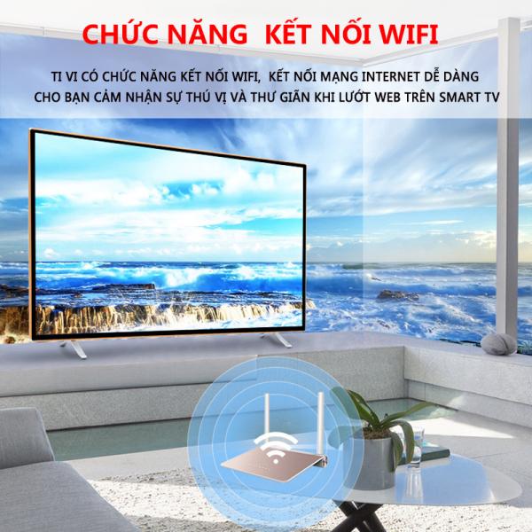 Bảng giá Ti vi màn hình tinh thể lỏng LCD 40 inch HD và 32 inch Smart TV kết nối wifi tv màu Our shopping home Điện máy Pico