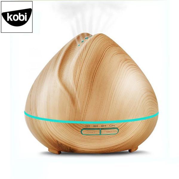 Bảng giá Máy xông tinh dầu phun sương Búp Sen Kobi giúp tạo ẩm, đuổi muỗi, làm thơm phòng ngủ, phòng khách, dung tích 500ml Điện máy Pico