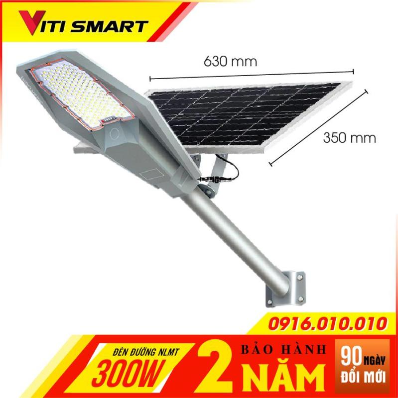 Bảng giá Đèn năng lượng mặt trời đường phố Army VITI SMART công suất 300 W MJ-XJ803. Den nang luong mat troi VITI SMART