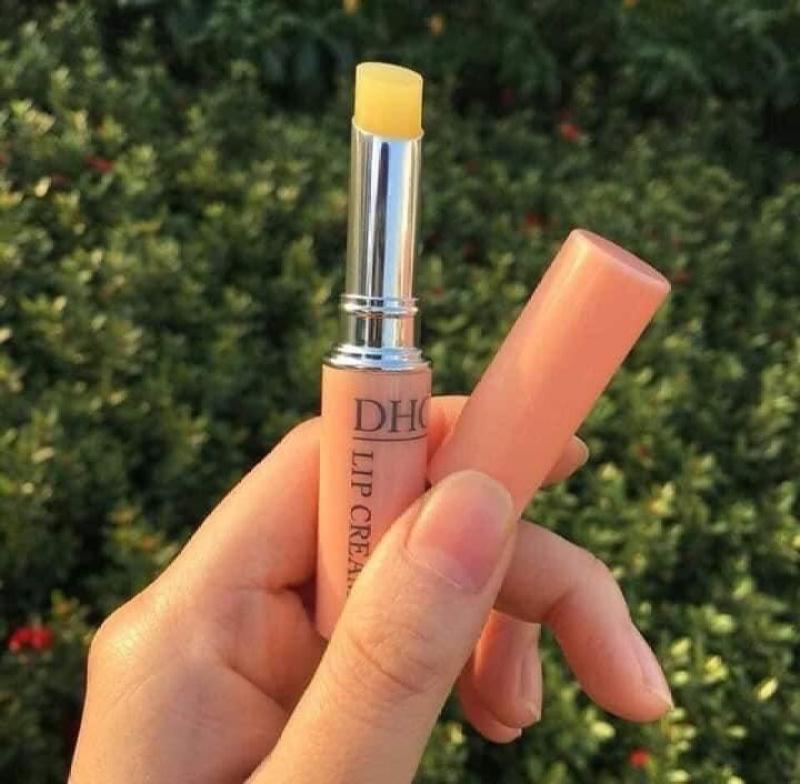 [Có MÃ Giảm Giá] Son Dưỡng Môi DHC không màu Lip Cream Stick 1.5g làm môi hồng quyến rũ BÁCH HÓA NHÀ CÀ