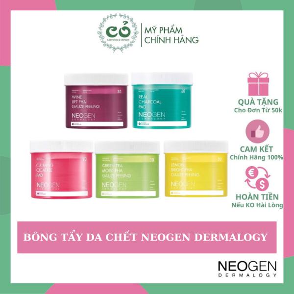 Bông tẩy Da Chết Neogen Dermalogy Pad