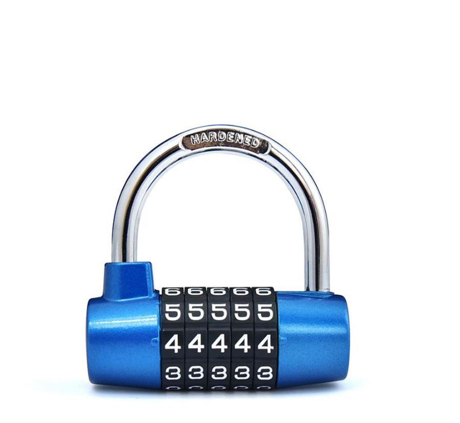Khóa cửa số cao cấp - Bán khóa cửa Khóa mã số chống chộm, Ổ khóa 5 số đa năng, khóa an toàn, cố định, chất liệu thép cao cấp HÀN QUỐC - Bảo hành uy tín 1 đổi 1
