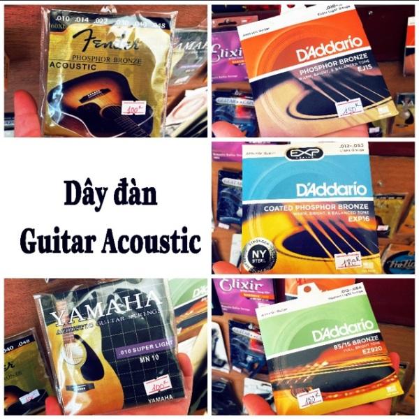 Dây đàn guitar Acoustic cao cấp