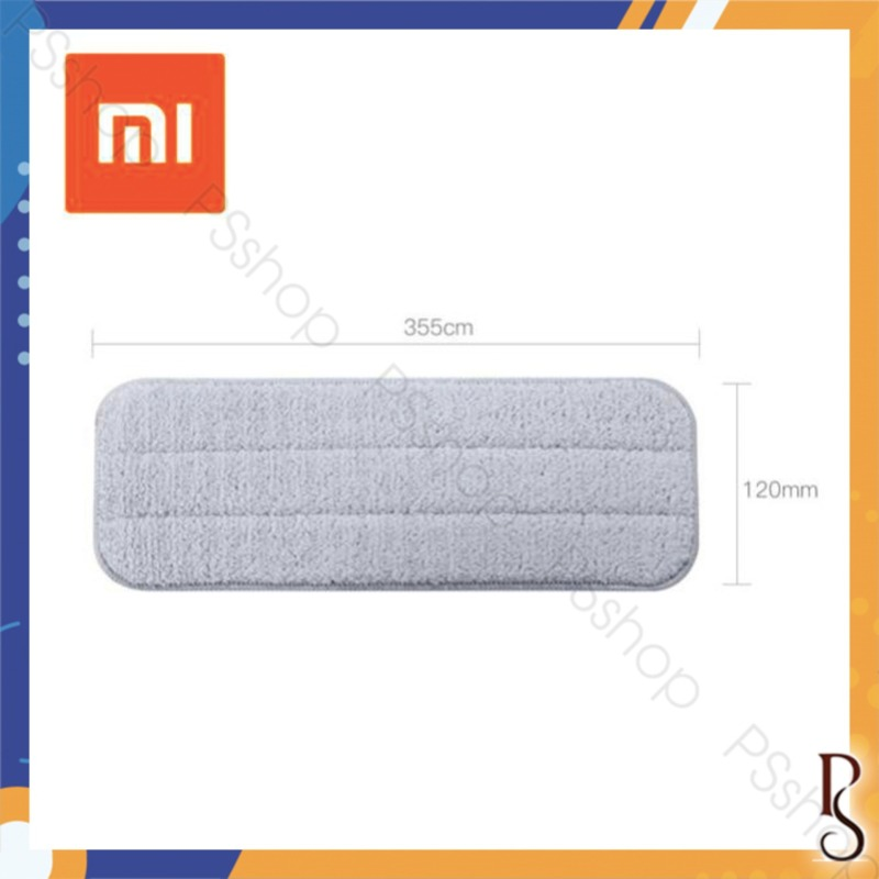 01 tấm vải lau sàn bổ sung cho Xiaomi Mijia Deerma