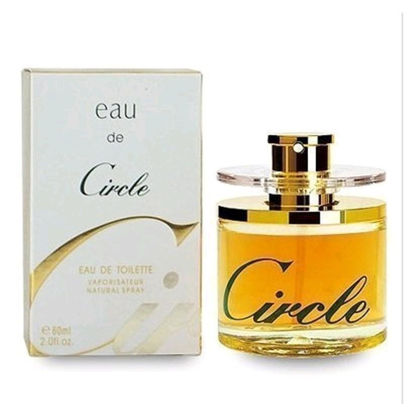 Nước hoa nữ Eau de Circle vàng 60ml