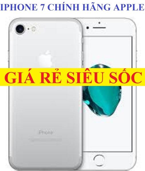 điện thoại CHÍNH HÃNG IPHONE7 bản Quốc Tế mới - Bảo Hành 12 tháng
