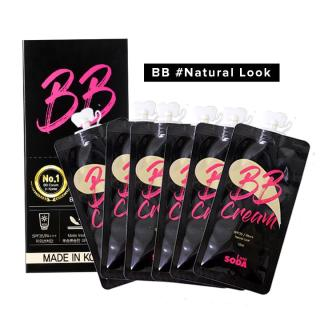 Kem Nền BB Cream Im Soda Natural Look SPF 35 PA++ Hộp 6 gói x10ml lkshop thumbnail