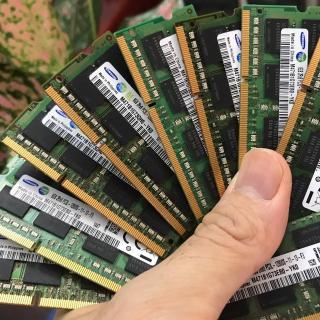 Bộ nhớ trong , Ram laptop 8GB DDR3 Micron - Crucial - Kingston - Corsair - PC3 10600s 12800s bus 1333 1600 MHz thumbnail