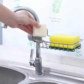 Giá Kệ Để Miếng Rửa Chén Bằng INOX 304 thumbnail
