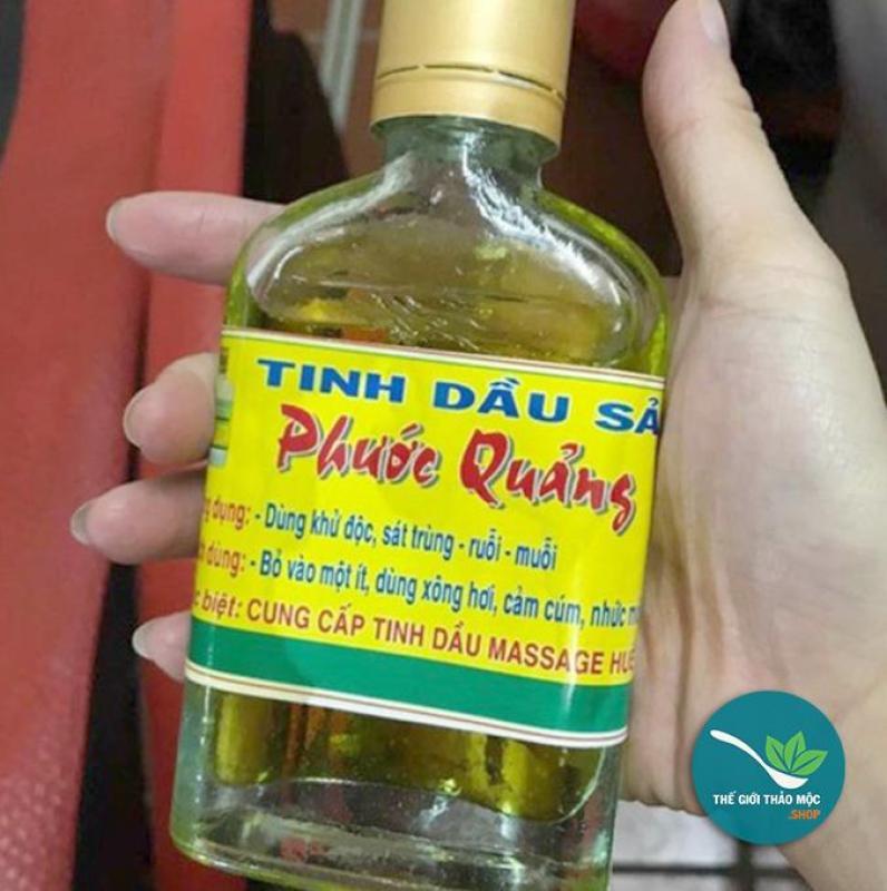 Tinh Dầu Sả Phước Quảng đặc biệt loại 1 100ML-TM199 cao cấp