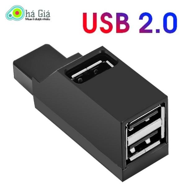 Bảng giá 3 Cổng Hub Chia Cổng USB 3.0 Truyền Dữ Liệu Cao - PKA297 Phong Vũ