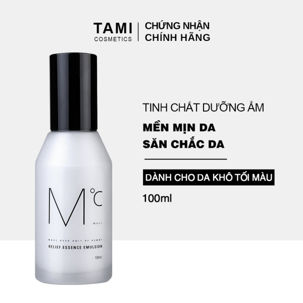 Tinh chất dưỡng ẩm dành cho nam MdoC Relief Essence Emulsion TM-MSR05 giá rẻ