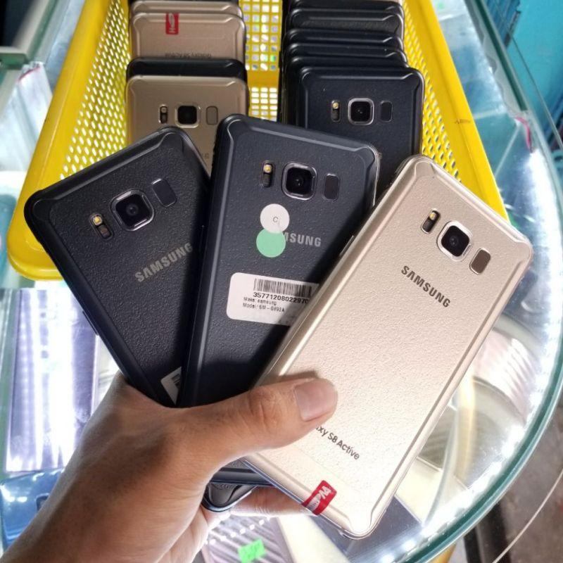 Samsung Galaxy S8 Active AT&T chuẩn Mỹ đẹp zin