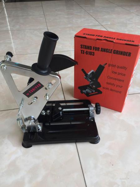 Đế giữ máy cắt - mài Angle grinder standsTZ-6103.DÙNG CHO TẤT CẢ CÁC LOẠI MÁY cắt cầm tay