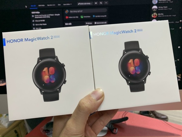 Đồng hồ thông minh Honor Magic Watch 2 - 42mm bản quốc tế