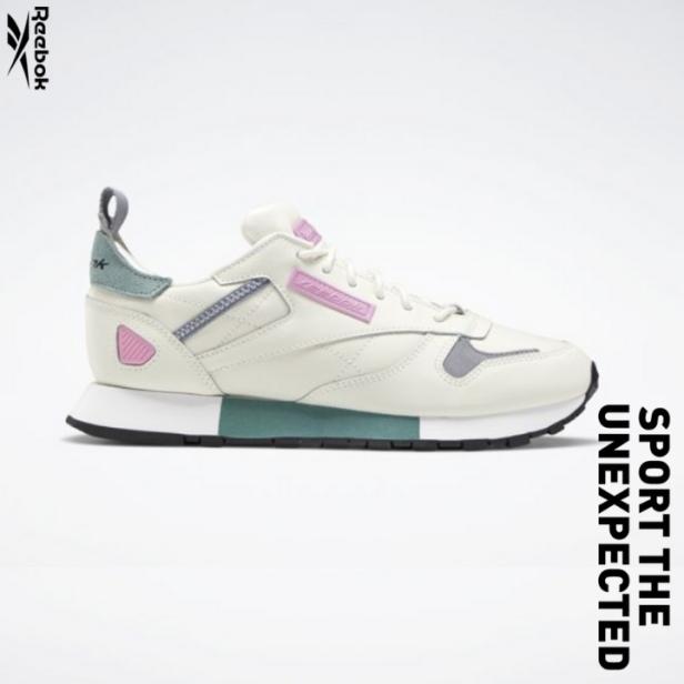 Giày Thể Thao Nữ REEBOK CL LTHR REE:DUX FV3538 Trắng giá rẻ