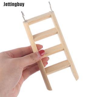 Sản Phẩm Phụ Kiện Chơi Game Jettingbuy, Bậc Thang Hamster Bằng Gỗ, Dành Cho Đồ Chơi Leo Trèo 5
