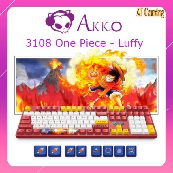 Bảng giá Bàn phím cơ AKKO 3108 v2 One Piece – Luffy (Akko switch v2) Phong Vũ
