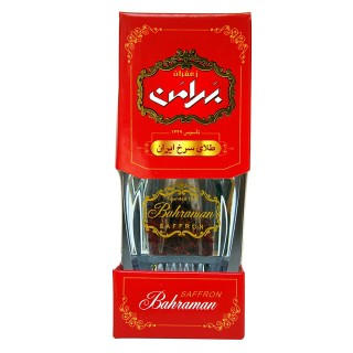 Nhụy hoa nghệ tây Iran Bahraman Saffron (1 gram) thumbnail