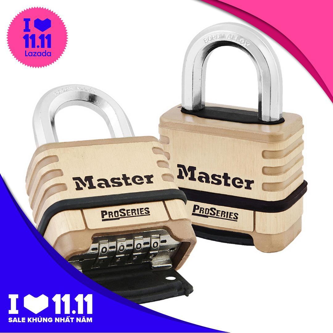 Khóa số chống cắt Master Lock 1175 D