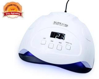 Máy sấy hơ gel sơn móng tay xịn SUN X7 (hong khô) Công nghệ LED UV, Hàng xịn nhập khẩu thumbnail