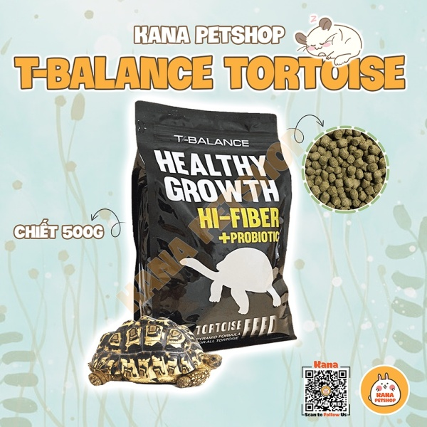 hức Ăn T Balance Bò Sát Rùa Cạn 🐹FREESHIP🐹 T-Balance CHÍNH HÃNG Dành Cho Rùa Cạn, Bò Sát