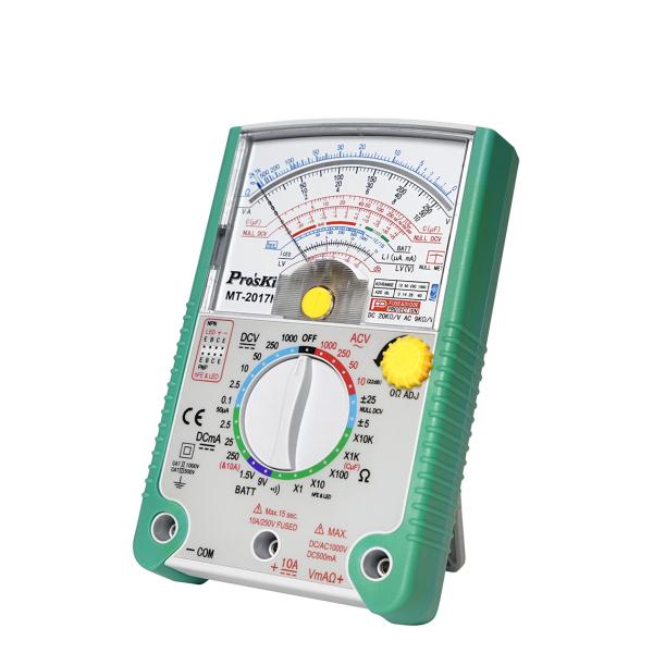 Đồng hồ đo Proskit MT-2017N (phiên bản cải tiến của MT-2017)